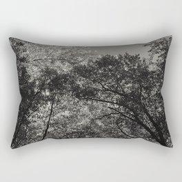 At peace - forest Rectangular Pillow