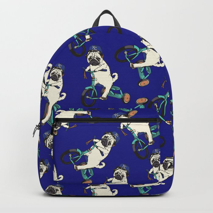 Royals Pug Backpack