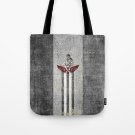 poloplayer grey Tote Bag
