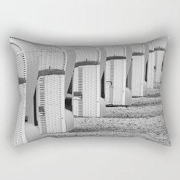 Stood still Rectangular Pillow
