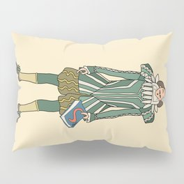 Outfit of Shakespeare Pillow Sham