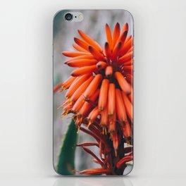 Capri Flowers iPhone Skin