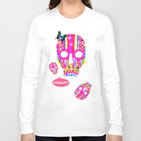 equality Long Sleeve T-shirts featuring Equality by AKIKO