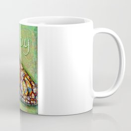 Butterfly Miracle Coffee Mug