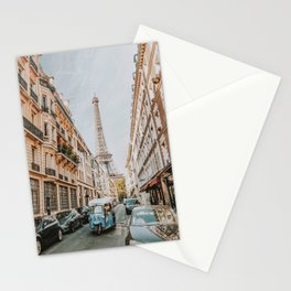 Paris VII Stationery Cards