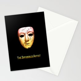 The Invisible Artist Stationery Cards
