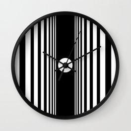 Doppler Effect Wall Clock