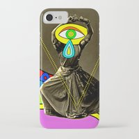 dancer iPhone & iPod Cases featuring Dancer by Joe Pansa