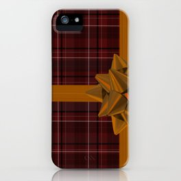 Holiday Gift iPhone Case