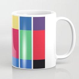 Minimalist Harry Potter Spines Coffee Mug