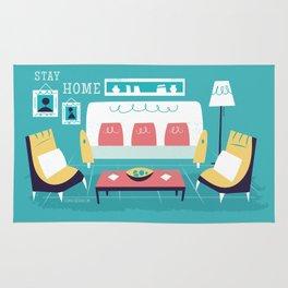 :::Minimal living room::: Rug