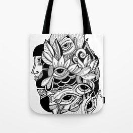Lucid Dreaming Tote Bag