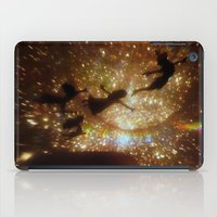 peter pan iPad Cases featuring Peter Pan by zeebee