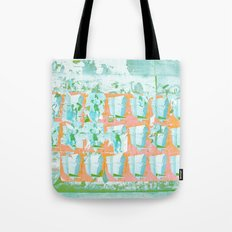 WALL PAPER NYC Tote Bag