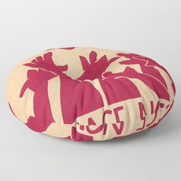 Peace Now Floor Pillow