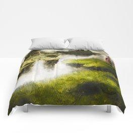 Abandoned Lands Comforters
