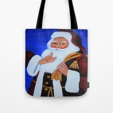 Ho Ho Ho  / Christmas card Tote Bag