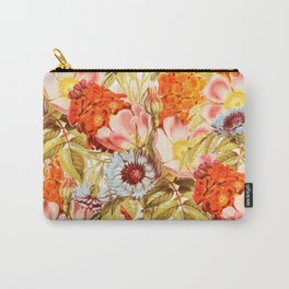 Coral Bloom #society6 #decor #buyart Carry-All Pouch