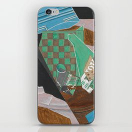Checkerboard iPhone Skin