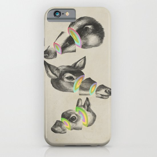 multiplicity iPhone & iPod Case