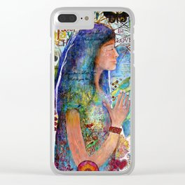 Be Love Clear iPhone Case
