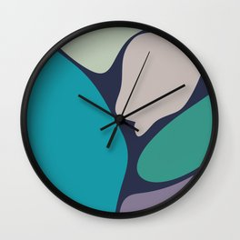 Floral 1 Wall Clock