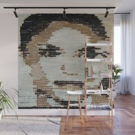 Portrait of a Woman Wall Mural