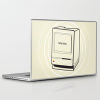 mac Laptop & iPad Skins featuring mac by karen owens