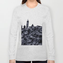 Pisa Skyline Italy Long Sleeve T-shirt