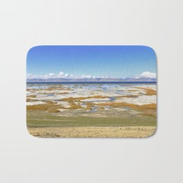 Shores of Lake Bath Mat