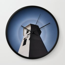 Halo of the Light Wall Clock