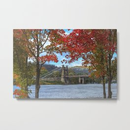Perfectly Framed Metal Print