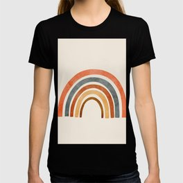 Abstract Rainbow 88 T-shirt
