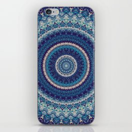 Mandala 477 iPhone Skin