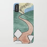 lanterns iPhone & iPod Cases featuring Lanterns by Gardner Art and Design
