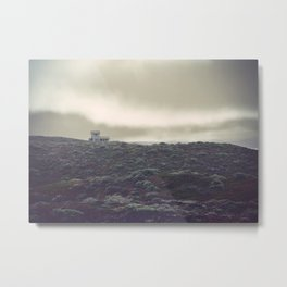 2:50PM Point Reyes (02.16.13) Metal Print