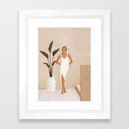 That Summer Feeling III Framed Art Print