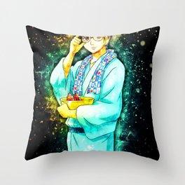 Gintama   Shimura Shinpachi Throw Pillow