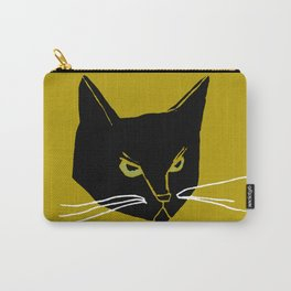 Mr. Black Cat Carry-All Pouch
