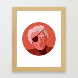 Queer Portrait - Nicholas Ray Framed Art Print