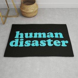 YOU: HUMAN DISASTER Rug