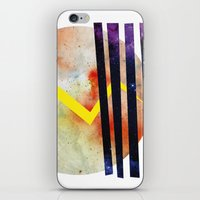 titan iPhone & iPod Skins featuring Titan. by Crazy&CoolDesigns