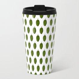 Hopw White Pattern Travel Mug