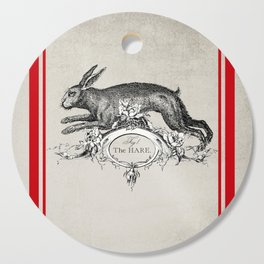 The Hare Cutting Board