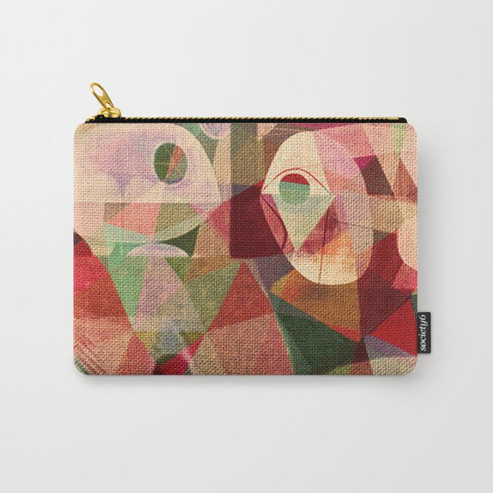 Rio Doce Carry-All Pouch