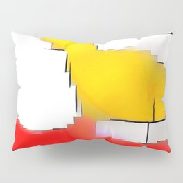 Abstract #13 Pillow Sham