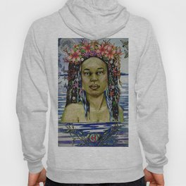 Yemaya, Goddess of the Sea Hoody