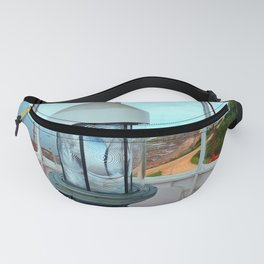 Point Prim Lighthouse View Fanny Pack