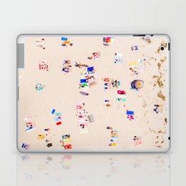Drone of San Diego Beach Laptop & iPad Skin