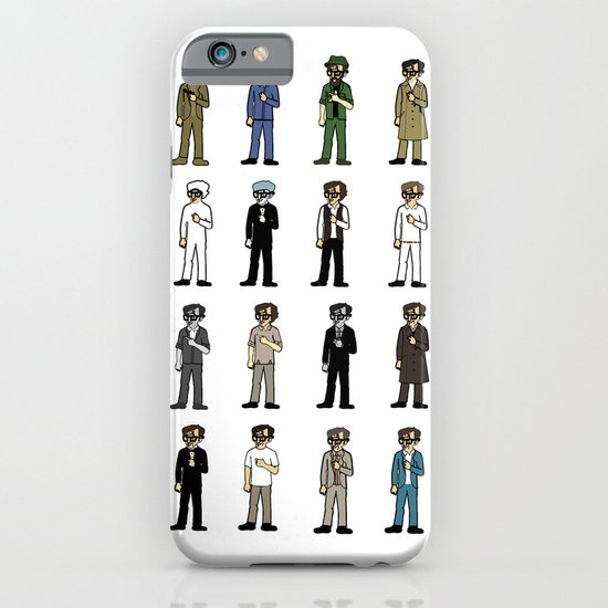 Woody Allen's iPhone & iPod Case